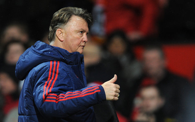 Louis van Gaal in the running for a new job as manager