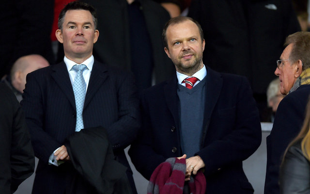 Twitter account reveals behind-the-scenes power struggle at Manchester United