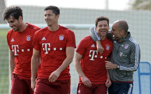 Manchester City to raid Bayern Munich in the summer