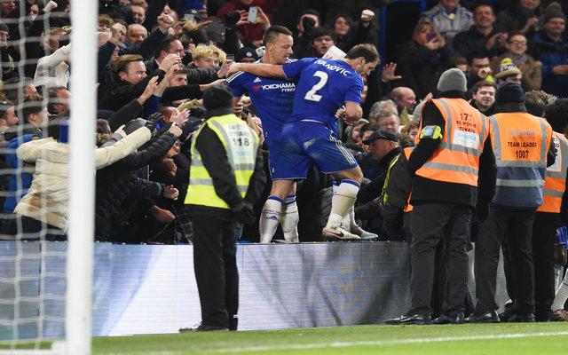 John Terry goes from zero to hero in draw vs Everton [Tweets]