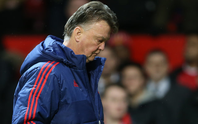 Manchester United got word of another good reason to sack Louis Van Gaal