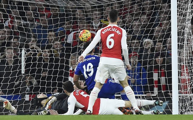 Panic settling among fans as Arsenal once again get undone by Chelsea
