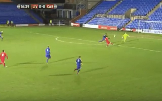 Liverpool wonderkid scores beauty against Cardiff [Video]