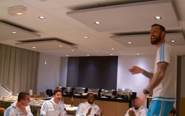"""Steven Fletcher is the """"Fresh Prince of Marseille"""" [Video]"""
