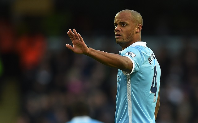 Manchester City skipper surprisingly wanted by Italian top club
