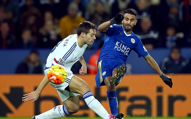 This stat proves Riyad Mahrez is Premier League's Most Valuable Player