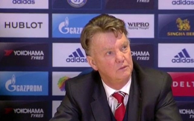 "Louis van Gaal burns journalist: ""Maybe I will get you sacked"" [Video]"