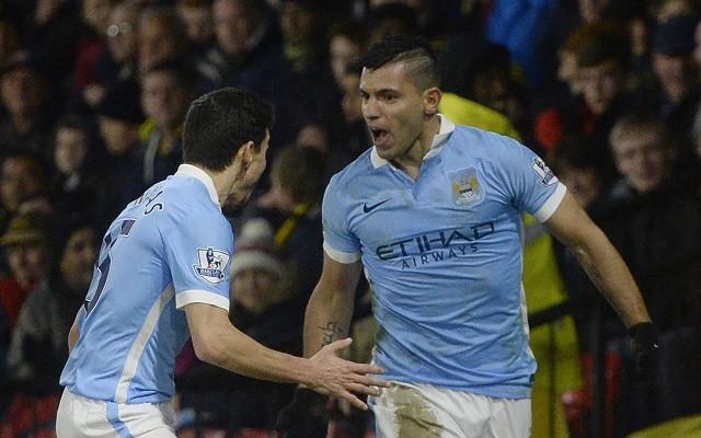 Herrera heaps pressure on City