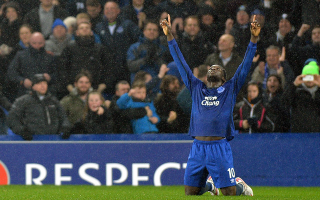 Arsenal reportedly agree personal terms with Romelu Lukaku