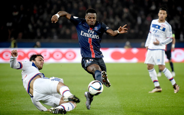 Arsenal line up summer move for suspended PSG star