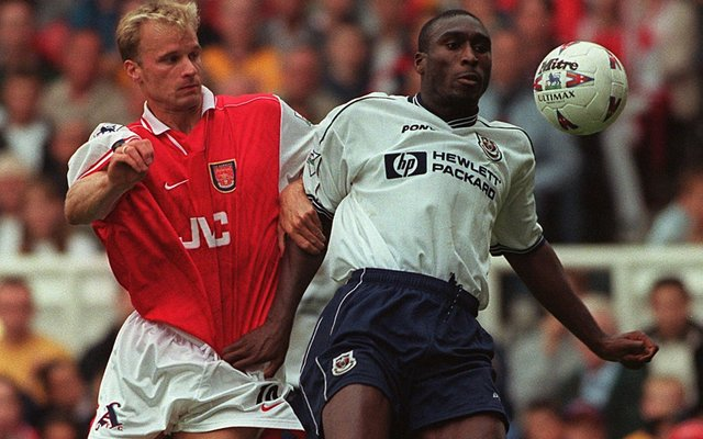 Sol Campbell goes trending on Twitter after his comments about Tottenham