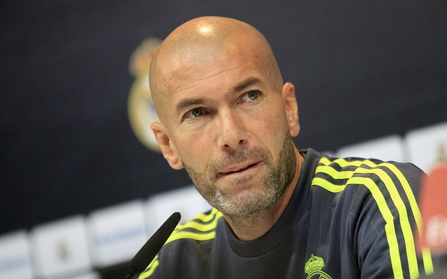 Zinedine Zidane doesn't think Lionel Messi is the best player in the world
