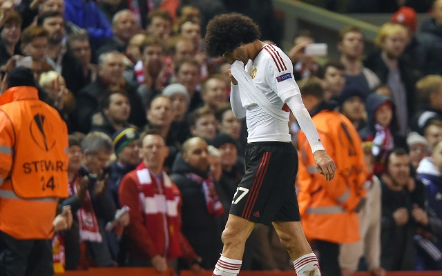 Twitter ridicules Marouane Fellaini after another poor performance