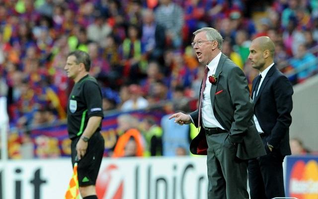 Alex Ferguson warns Pep Guardiola about the Premier League