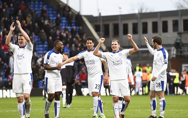 Leicester City could win title in April and be placed in top Champions League pot