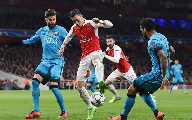 Arsenal star linked with multiple clubs amid January-exit reports