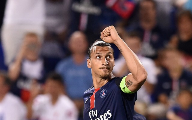 Conflicting reports on Zlatan Ibrahimovic's move to Manchester United