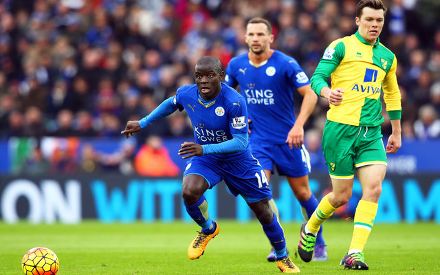 Chelsea reportedly on the brink of signing for N'Golo Kante