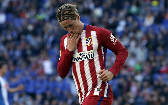 It's 2009 again as Fernando Torres scores a stunner in Atletico win