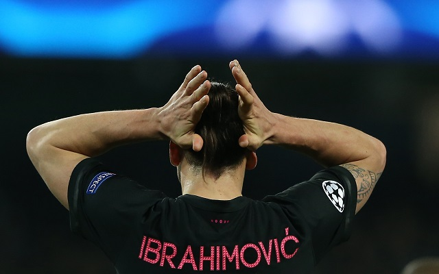 These stats might make Premier League top clubs rethink chasing Zlatan Ibrahimovic