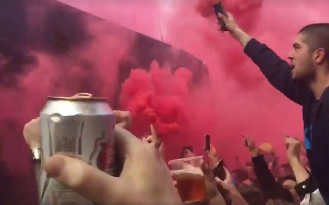 Liverpool players saw one buzzing Anfield Road after Europa League triumph [Video]