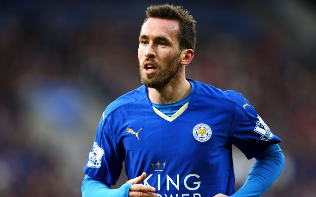 "Christian Fuchs: ""I could kiss Hazard after that goal!"""