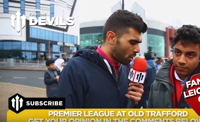 Manchester United fan produces the best Louis Van Gaal impression ever [Video]