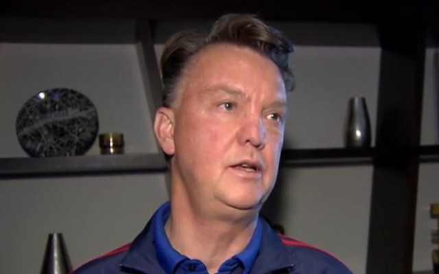 Louis Van Gaal picked Manchester United's FA Cup hotel for a very special reason [Video]