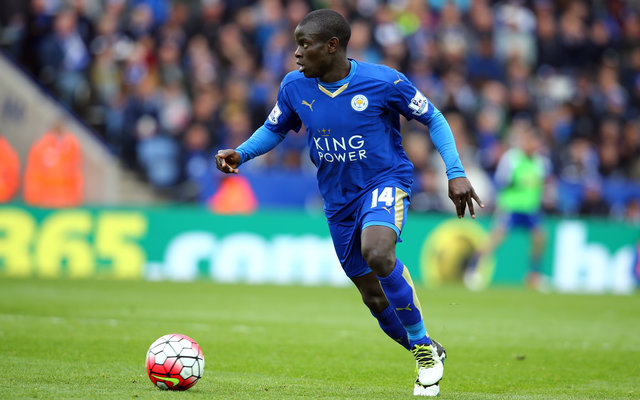 Chelsea to complete the transfer of N'Golo Kante