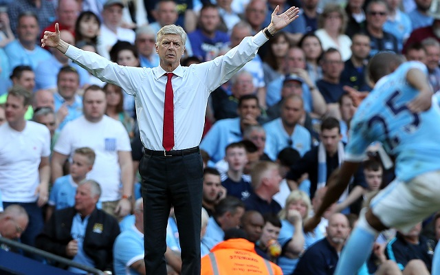 Arsenal's second place finish not good enough for Wenger