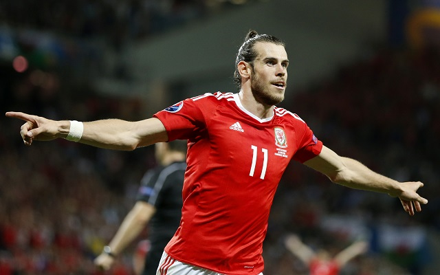 Bale joins elite European Championship goal scoring group