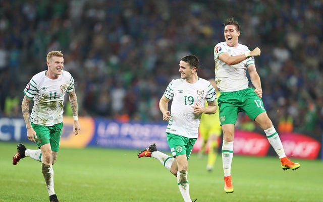 Euro 2016 – Revenge on Irish minds as they take on France