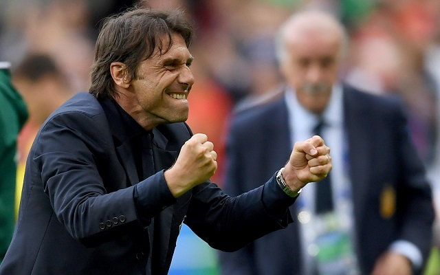 Antonio Conte's tactically perfect Euro 2016 Italian job