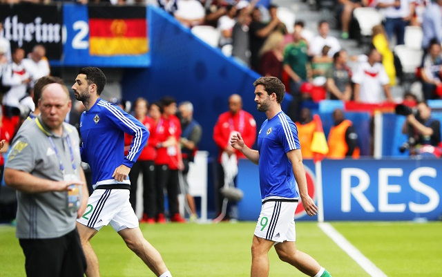 Will Grigg returns to Northern Ireland as a hero, despite not playing a single minute at Euro 2016