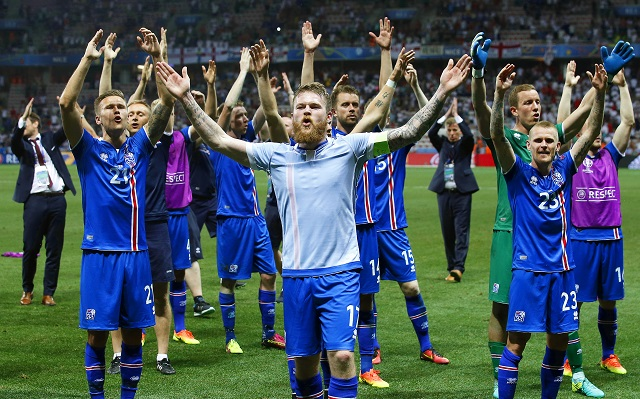 Iceland commentator and players perform amazing acts, squad selection secret revealed