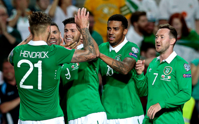 Republic of Ireland ready to rise to the occasion
