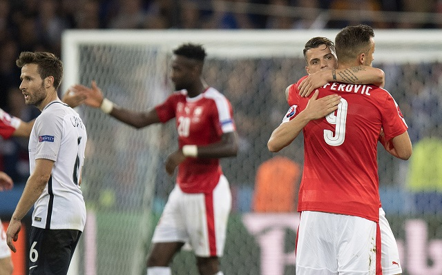 Euro 2016 Group A – Wasteful Swiss aim to secure top-two spot
