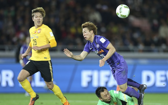 Arsenal seal deal for young Japanese striker