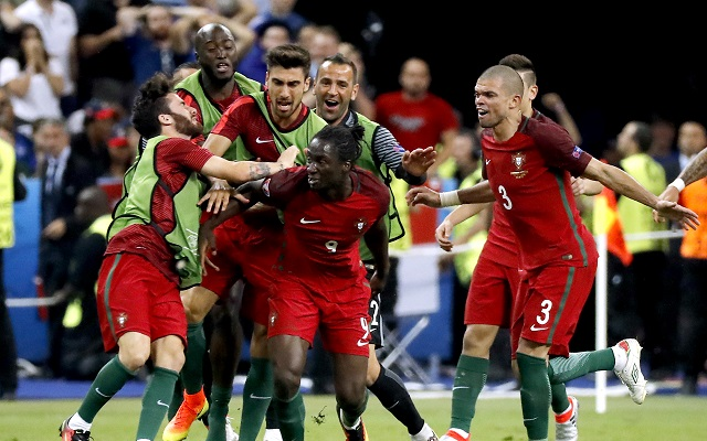 Eder: Portugal's unlikely Euro 2016 hero