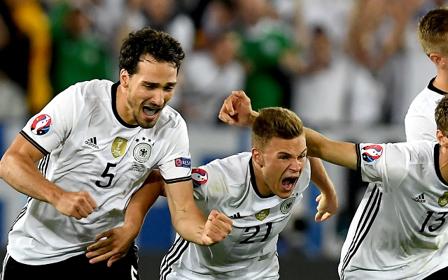 Low's Germany one step closer to emulating Euro 1996 heroes