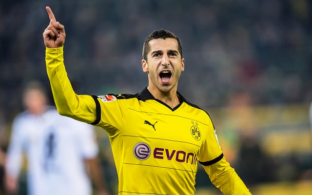 Twitter feasts on Manchester United's deal for Henrikh Mkhitaryan