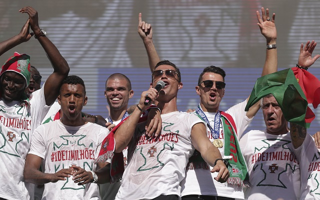 The remarkable stats behind Portugal's Euro 2016 triumph