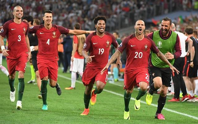 Portugal enhancing their fine European Championship record at Euro 2016