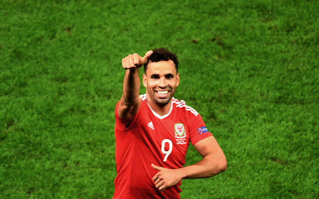La Liga clubs fight over unlikely Euro 2016 hero for Wales