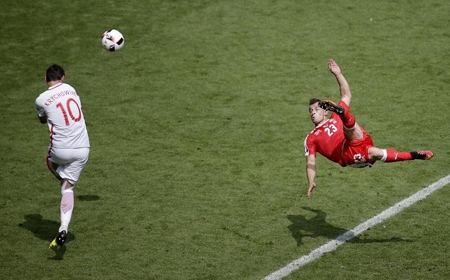 Top 10 best goals at Euro 2016