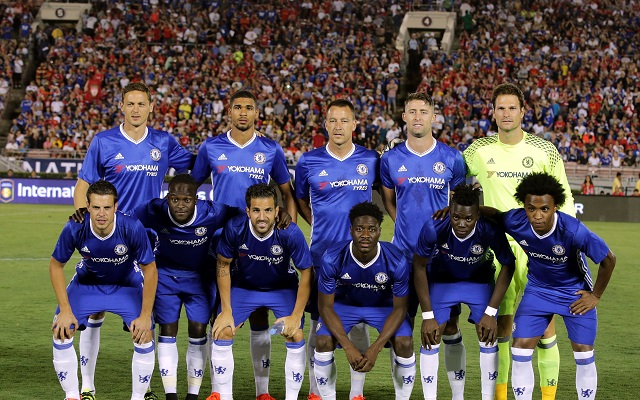 Contrasting friendly fortunes for Premier League quartet