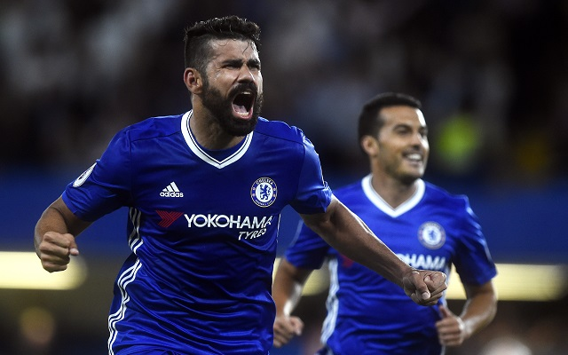 Diego Costa continues to show class and create controversy