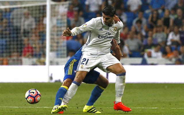 Diego Costa trains alone as Conte turns eyes towards La Liga star