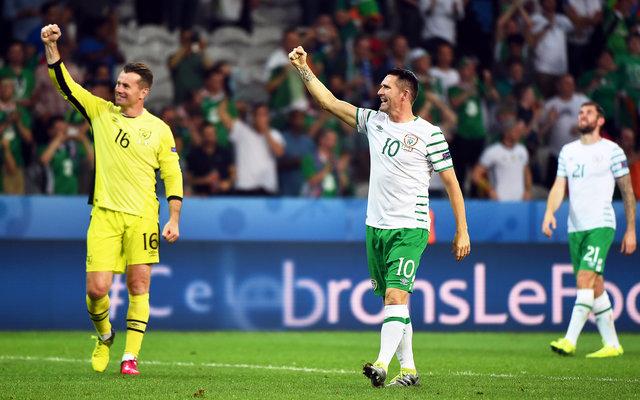 Keane not keen on UAE