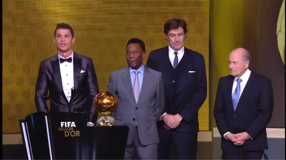 Cristiano Ronaldo to Win His 5th Ballon D'or